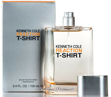 REACTION T-SHIRT by Kenneth Cole Men Cologne 3.4 edt New in Box