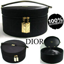 100%AUTHENTIC LtdEdition DIOR Jadore JEWEL~MAKEUP~BEAUTY~WEEKEND~TRAVEL BAG CASE
