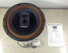 "Knight Speaker KN 888HC Vintage 12"" 8 OHM High Fidelity 3 Way Allied Radio Corp"