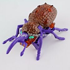 Transformers Beast Wars DRILL BIT Complete Beetle Bug
