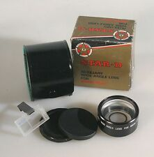 NIKON 35AF AUXILIARY WIDE ANGLE LENS, NEW IN BOX