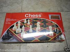 New ! Pressman  Toy Classic Chess Game 2 Players ages 8 to Adult  1124 112412