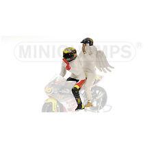 Minichamps 1/12 Valentino Rossi Figure plus Angel Rio de Janeiro 1999