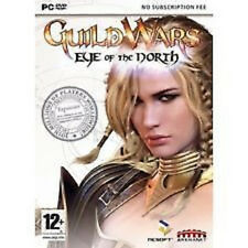1950/GUILDWARS GUILD WARS EYE OF THE NORTH POUR PC NEUF SOUS BLISTER