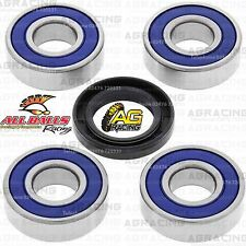 All Balls Rear Wheel Bearings & Seals Kit For Yamaha YZ 465 1980 80 Motorcycle