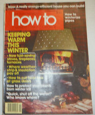Homeowners How-To Magazine Keeping Warm This Winter December 1979 020515R