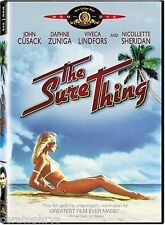 The Sure Thing (DVD, 2007, Canadian) John Cusack, Daphne Zuniga, Viveca Lindfors