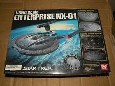 BANDAI STAR TREK 1/850 USS ENTERPRISE NX-01 KIT