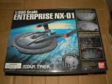 BANDAI STAR TREK 1/850 USS ENTERPRISE NX-01 KIT (KOO)