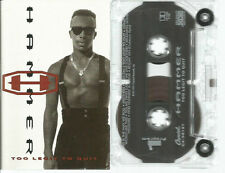 MC Hammer - Too Legit To Quit 1991 Cassette Rap