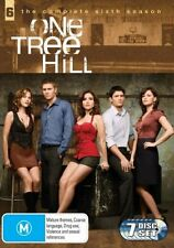 One Tree Hill : Season 6 (DVD, 2010, 7-Disc Set) TV Series, Like New