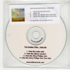 (FU526) The Golden Filter, Hide Me - DJ CD