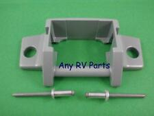 Dometic 3310811.009M A&E RV Awning Lower Arm Bracket Foot w/ Rivets 3310811009M