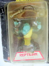 "THUNDERCATS ""REPTILIAN"" EVIL MUTANT MINIATURE, 1986 ON CARD, SCARCE"