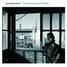 "ANOUAR BRAHEM ""THE ASTOUNDING EYES OF RITA"" CD NEU"