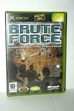 BRUTE FORCE GIOCO USATO OTTIMO STATO XBOX EDIZIONE ITALIANA PAL FR1 41765