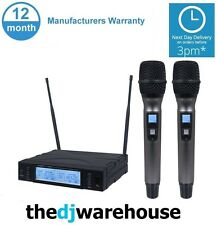 KAM KWM1960 HH V2 Channel 70 Wireless Microphone System