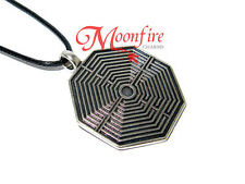 THE MAZE RUNNER MAP OF THE MAZE PENDANT NECKLACE GREENIES RUNNERS
