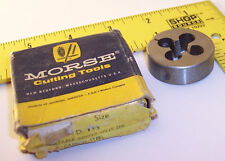Morse 1198 USA 1/8-27NPT 1-1/2 O.D. die lathe machinist aviation aircraft tool