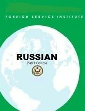 Complete RUSSIAN FAST FSI Language Course and More Text
