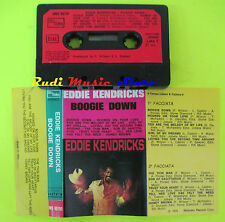 MC EDDIE KENDRICKS Boogie down 1974 italy TAMLA MOTOWN RMS 86195 cd lp dvd vhs