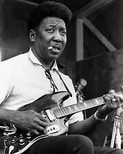 MUDDY WATERS 8X10 GLOSSY PHOTO PICTURE IMAGE #2