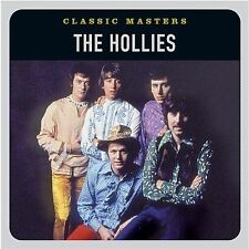 Classic Masters by The Hollies (CD, Jan-2002, Capitol)