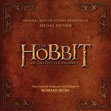 The Hobbit: An Unexpected Journey, New Music