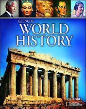Glencoe World History McGraw-Hill Education Hardcover