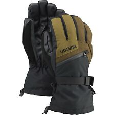 Burton Men Gore Tex Gloves (S) True Black / Woody / Hickory