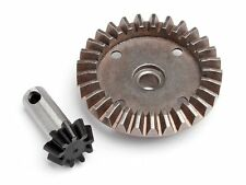 HPI 105551 SINTERED BULLET PROOF DIFF BEVEL GEAR 29T/9T SET Savage FLUX, X & XL