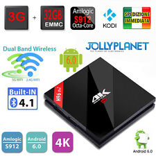 Android 6.0 H96 Pro Plus 3GB 32GB Octa-Core Kodi WIFI IPTV 4K Smart TV Box