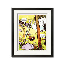 Calvin and Hobbes Endless Summer Poster Print