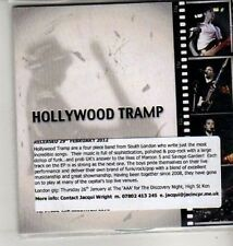 (CU290) Hollywood Tramp, Square One EP - DJ CD