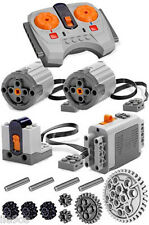 Lego Power Functions SET 3-S (technic,motor,receiver,remote,speed,xl,gears,axle)