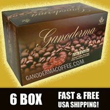 Ganoderma 4 in 1  Coffee w/ creamer - 6 box (120 ct) - Free Shipping!