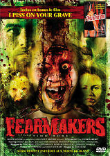 FEARMAKERS - DVD UNCUT MOVIES - HORREUR - GORE - DEBBIE ROCHON - TIMO ROSE