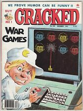 Cracked mag 200 Dec 1983 War Games Star Wars Return of the Jedi George Lucas