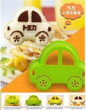 Little car Shape Sandwich Bread Cake Mold Maker DIY Mold Cutter Craft