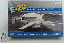 AVIATION :  US NAVY E-2C HAWKEYE MODEL KIT MADE BY KINETIC TOYS IN 2009