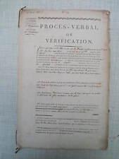 Carcassonne vérification des plans du cadastre 1808 Géomètre, arpentage