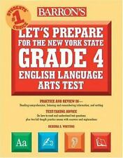 Let's Prepare for the Grade 4 New York State English Language Arts Tes-ExLibrary