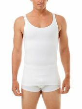 COMPRESSION SHIRT TANK MEN'S GIRDLE #973 MOST POWERFUL MADE IN THE USA