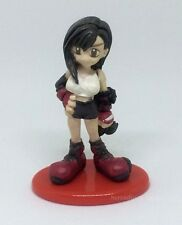 Final Fantasy Coca Cola Promo Mini Figure FF7 Tifa Lockhart  Color ver.
