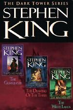 The Dark Tower, Books 1-3: The Gunslinger, The Drawing of the Three, and The Was
