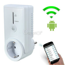 Home Smart WiFi Timing Socket Outlet Remote Control Switch Plug For IOS Android