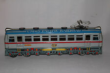 1950's Made in Japan Large Union Pacific Electric Style Ex-Press Train Engine