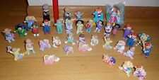 37 Cabbage Patch Kids Mini Figures –  Koosas, Babies  from 80s PVC