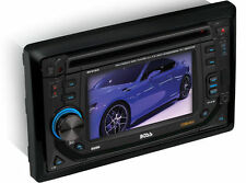 """BOSS AUDIO BV9152 INDASH 2 DOUBLE-DIN CAR DVD/CD PLAYER 4.5"""" TOUCHSCREEN MONITOR"""