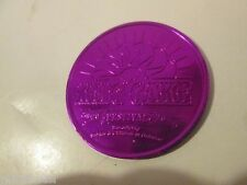 NEW ORLEANS MARDI GRAS KING CAKE FESTIVAL 2015 COLLECTOR COIN DOUBLOON THROW